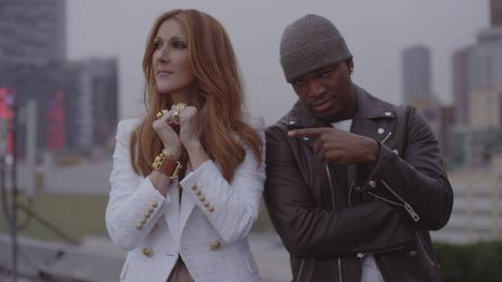 """Incredible"" - Céline Dion & Ne-Yo"