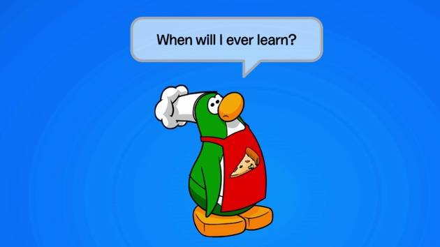 Ep. 4 - #WaddleOn - Club Penguin