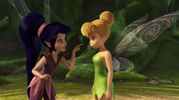 Banner Day - Disney Fairies Shorts
