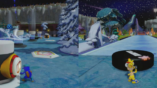 Fantasia Curling - DISNEY INFINITY Toy Box