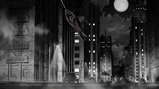 El Spider-verso: Spider-Man Noir