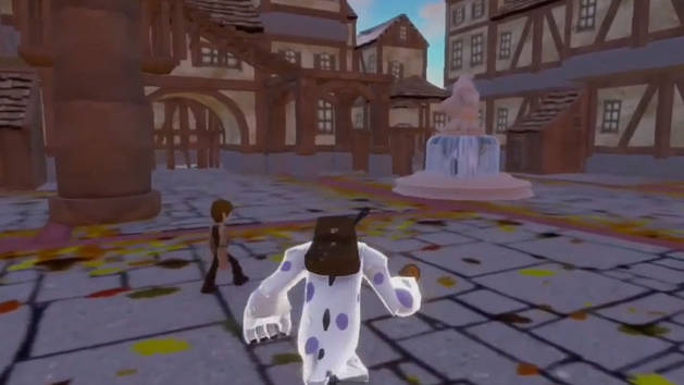 Out There - Festival of Fools - DISNEY INFINITY Toy Box