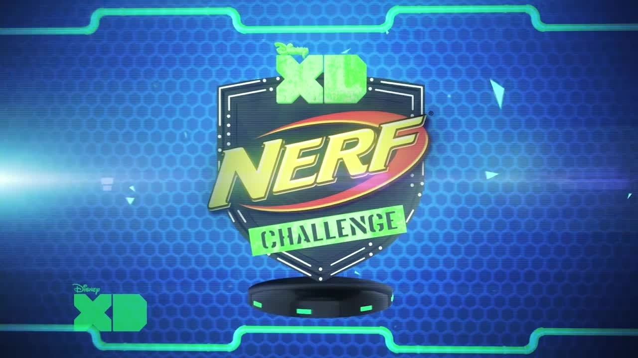 Episode 1 - Disney XD NERF Challenge