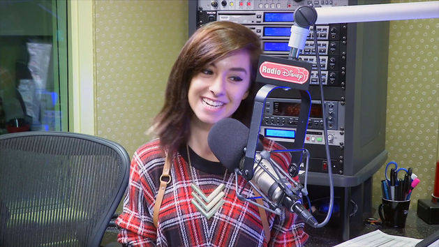 Christina Grimmie Takeover - Radio Disney