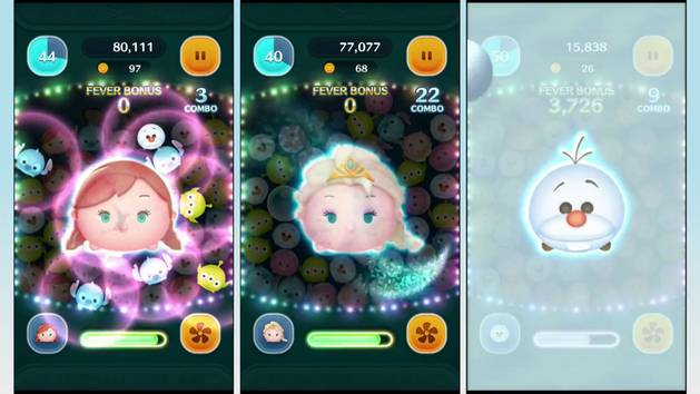 Disney Tsum Tsum Featuring Disney Frozen