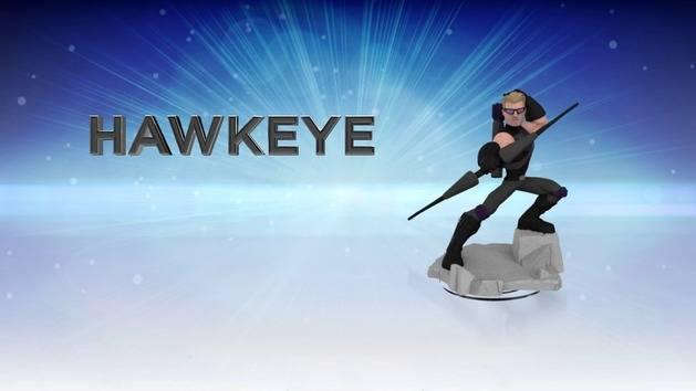 Hawkeye - DISNEY INFINITY 2.0