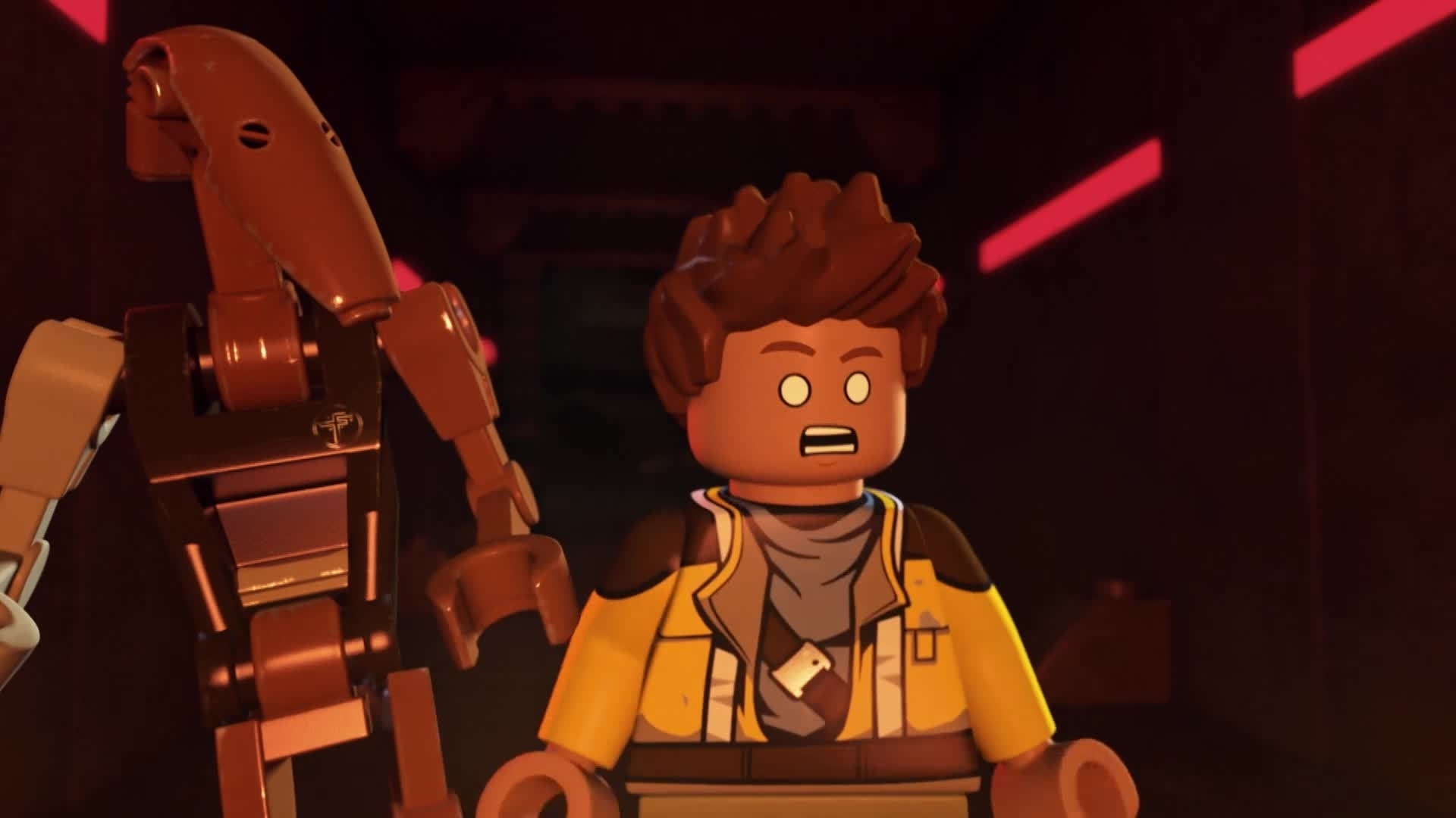 Star Wars: De Avonturen van de Bouwmeesters - Eerste kyber kristal