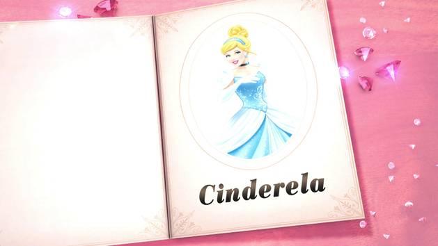Histórias Mágicas: Cinderela