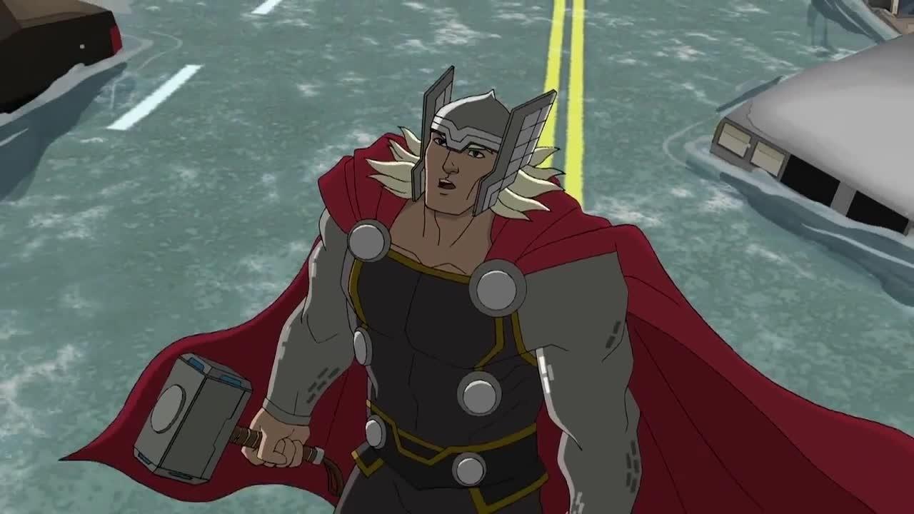 Pochodzenie: Thor