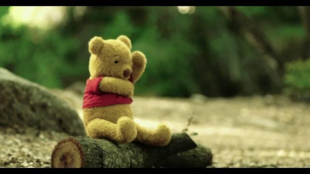 Winnie the Pooh smackerel: Siempre es mucho mejor en dos
