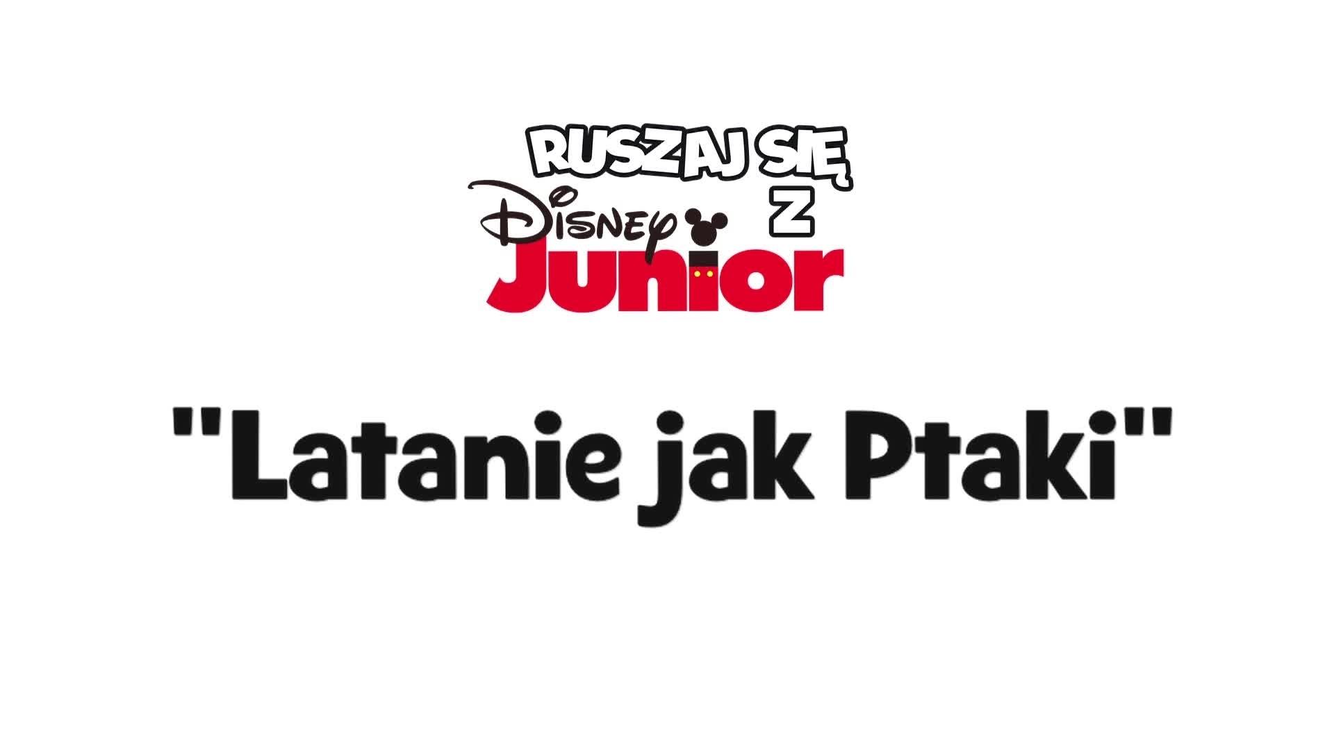 Trenuj z Agnieszką Dąbrowską-Perzyną: Latanie