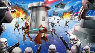 Star Wars: Galactic Defense