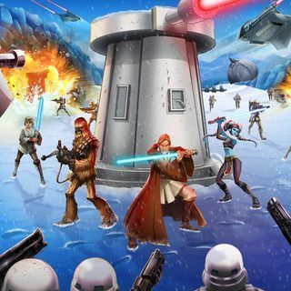 Star Wars: Galactic Defense Arrives on Mobile Devices