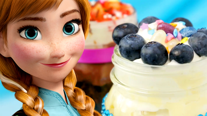 Frozen Dessert Jars | Dishes by Disney