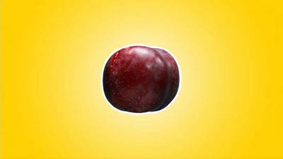 Fruity, Fruity Fruit!: Plum
