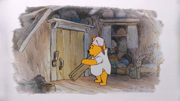 Winnie The Pooh - Heffalumps and Woozles