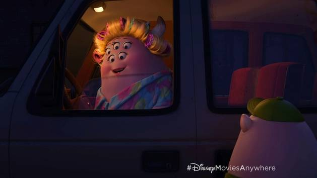 Monsters University Celebrates Moms Anywhere - Disney Movies Anywhere