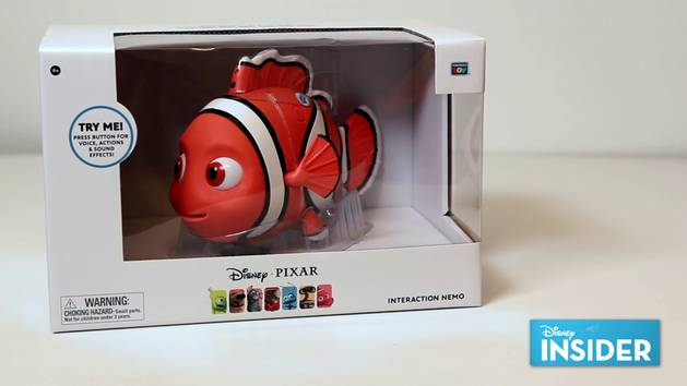 Interaction Nemo | First Look | Disney Insider