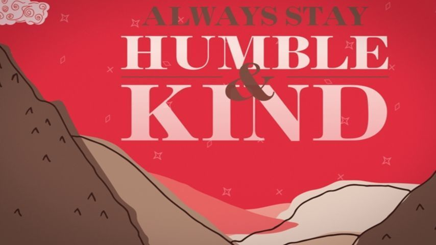 Humble And Kind (Official Lyric)