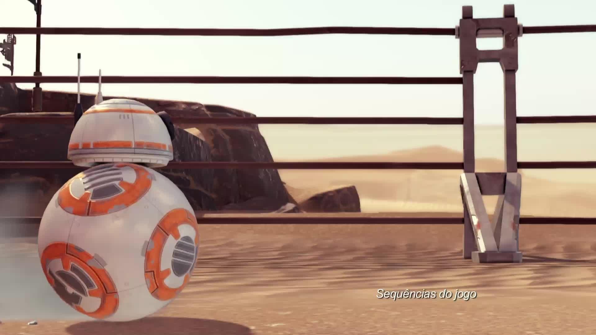 Disney Infinity 3.0: Play Set de Star Wars™ O Despertar da Força