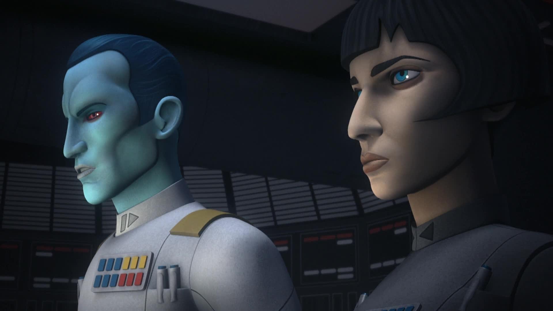 Star Wars Rebels - Aflevering 38 - Seizoen 3