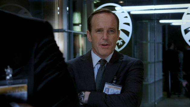 Agent Coulson - Level Seven Access Agent