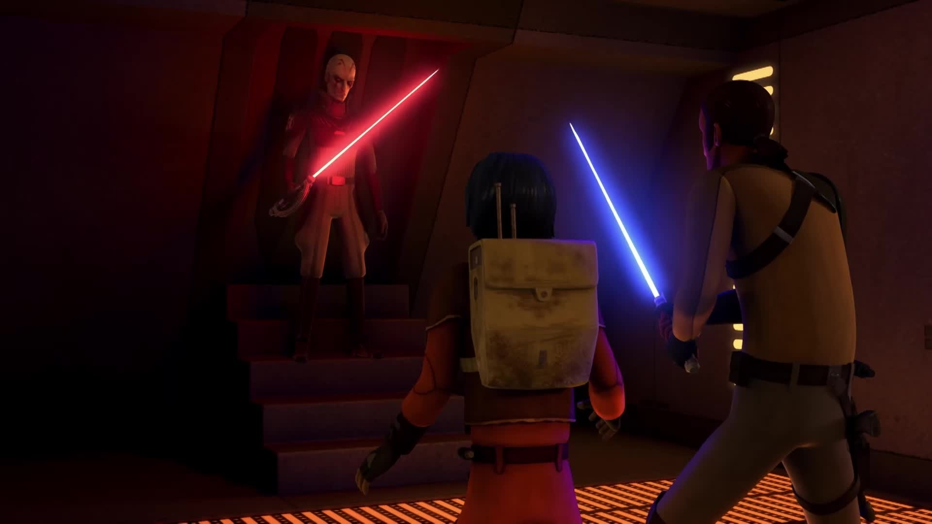 Star Wars Rebels - Een Jedi meester