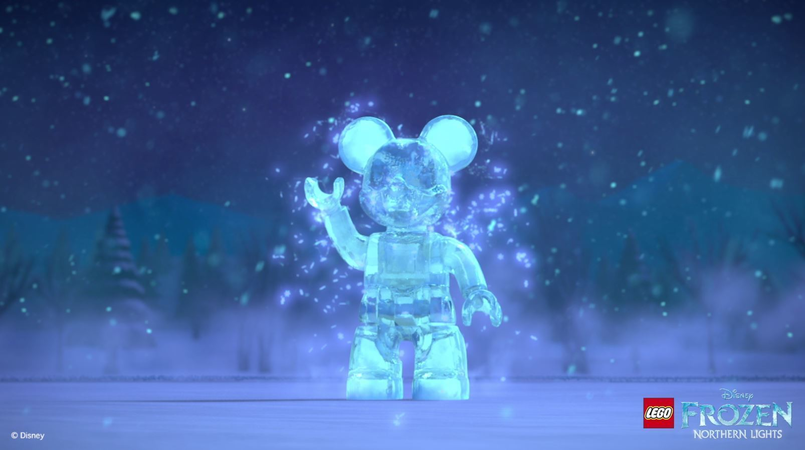 LEGO Disney Frozen Northern Lights – Mickey Mouse