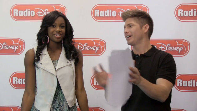 Celebrity Take with Jake: Coco Jones on Celebrity Take with Jake