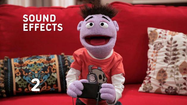 "5 Favs: Crash ""Sound Effects"""