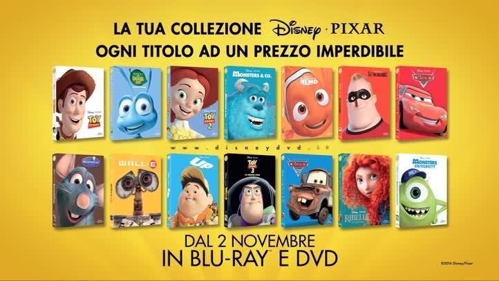 Speciale Pixar Natale