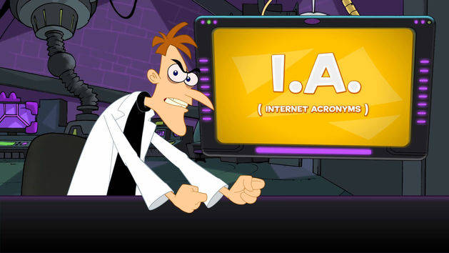 Doof Daily: ACTUALLY USEFUL INTERNET ACRONYMS