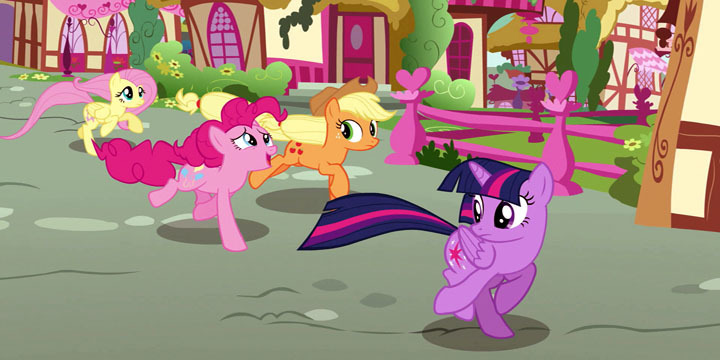 My Little Pony: La magia de la amistad Ep.610
