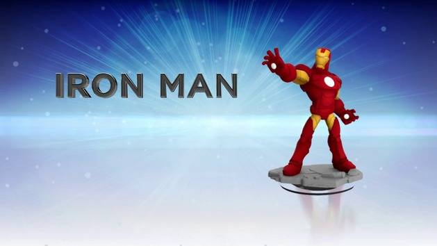 Iron Man - DISNEY INFINITY 2.0