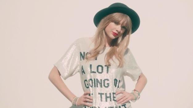 """22"" - Taylor Swift"