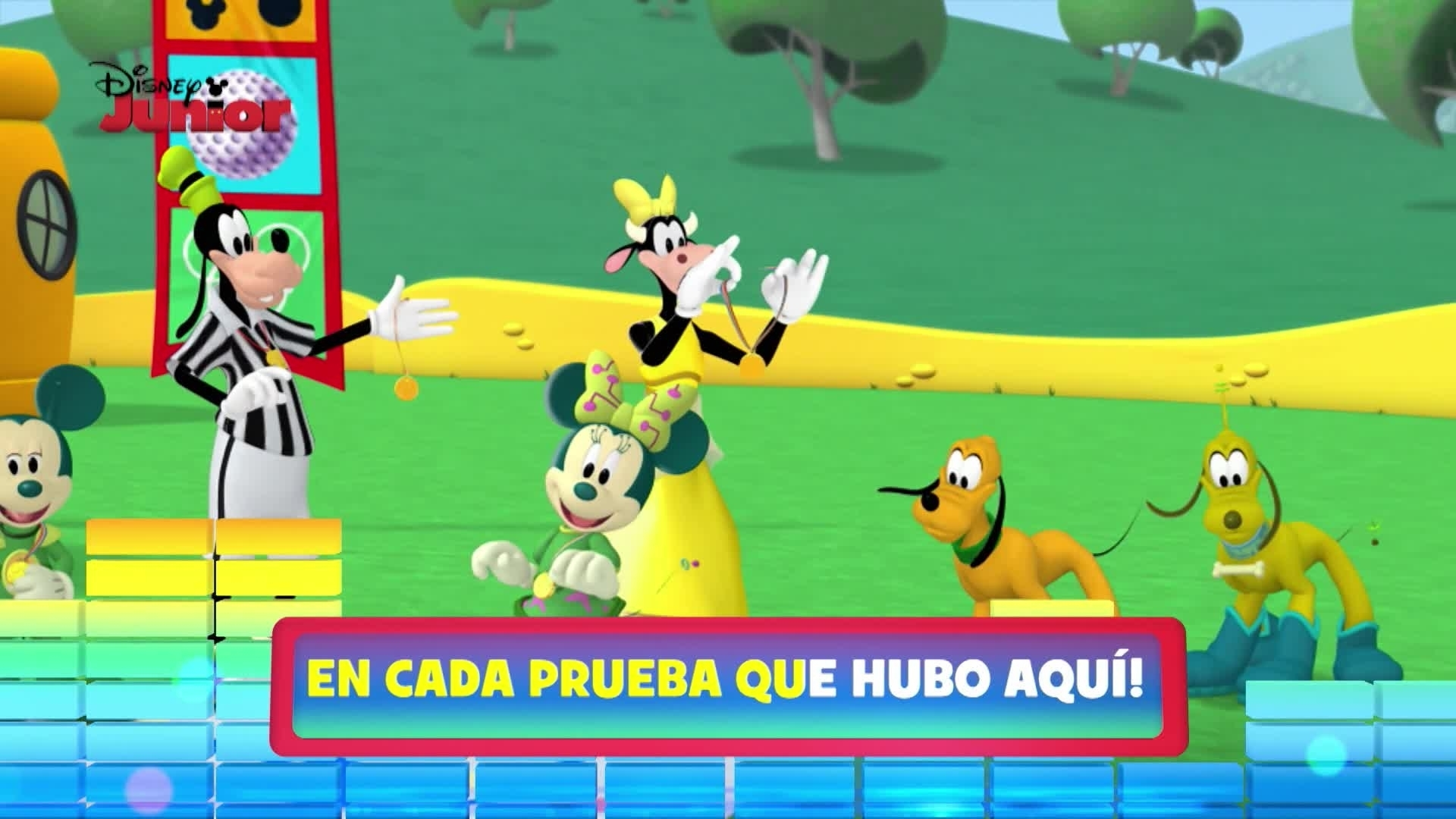 El Deportitón de Mickey