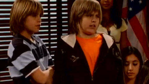 The Suite Life of Zack and Cody DVD Trailer