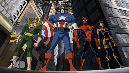 Avengers - Fantastici 4