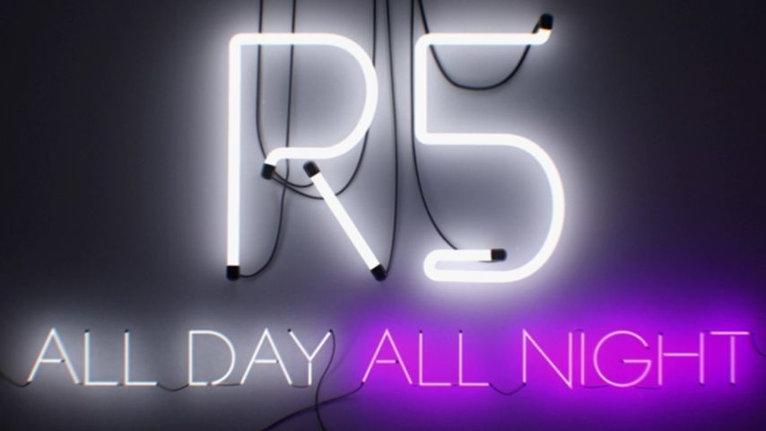"All Day, All Night: ""Easy Love"" (Live Performance) - R5"