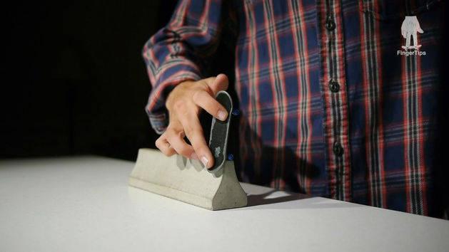 Fingertips Tutorial 13: Basic Slide