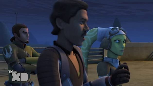 Star Wars Rebels - La mano dello sciocco