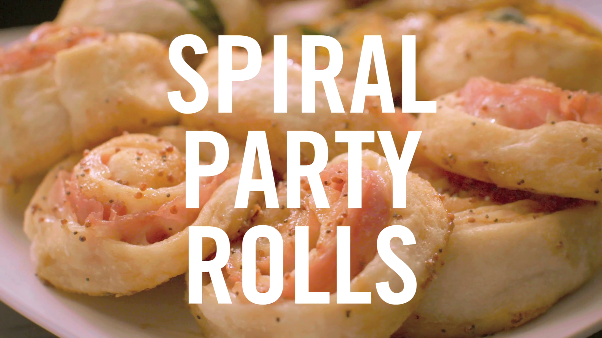 Spiral Party Rolls | Babble Eats