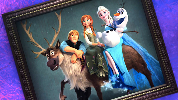 Meet My Family | Frozen