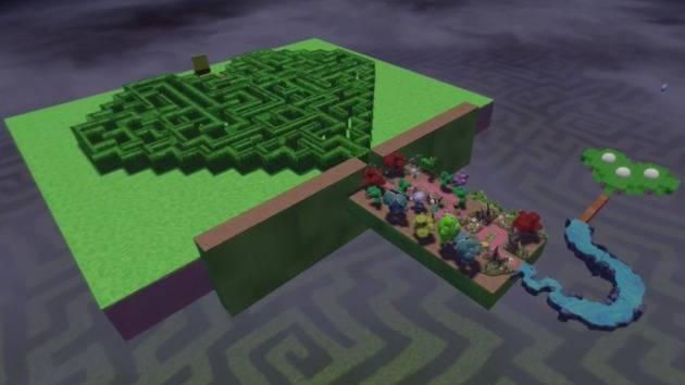 Maze of Hearts - DISNEY INFINITY Toy Box