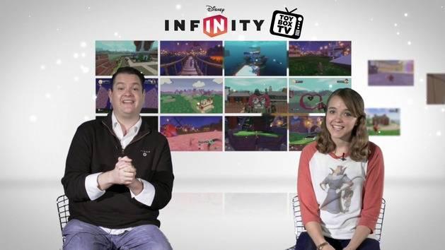 Ep.3 - Valentines Day Challenge - Disney Infinity Toy Box TV