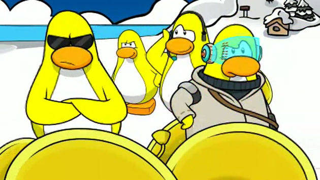 EPF: Elite Penguin Force