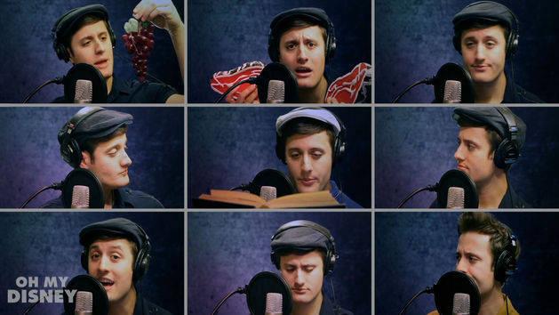 Nick Pitera Sings Belle - OMD