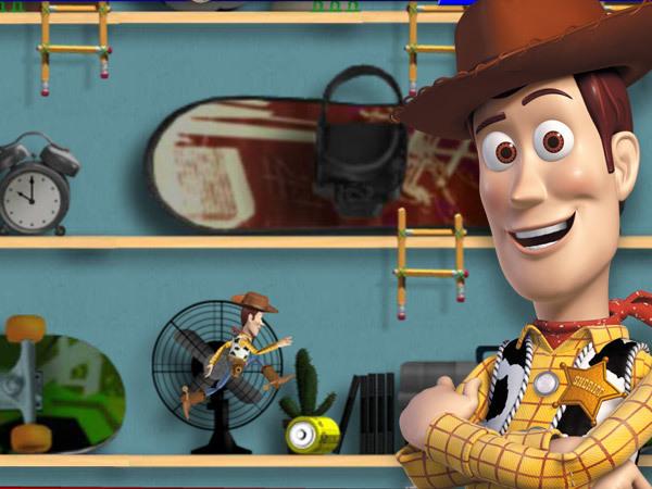 Woody's Wilde Avontuur