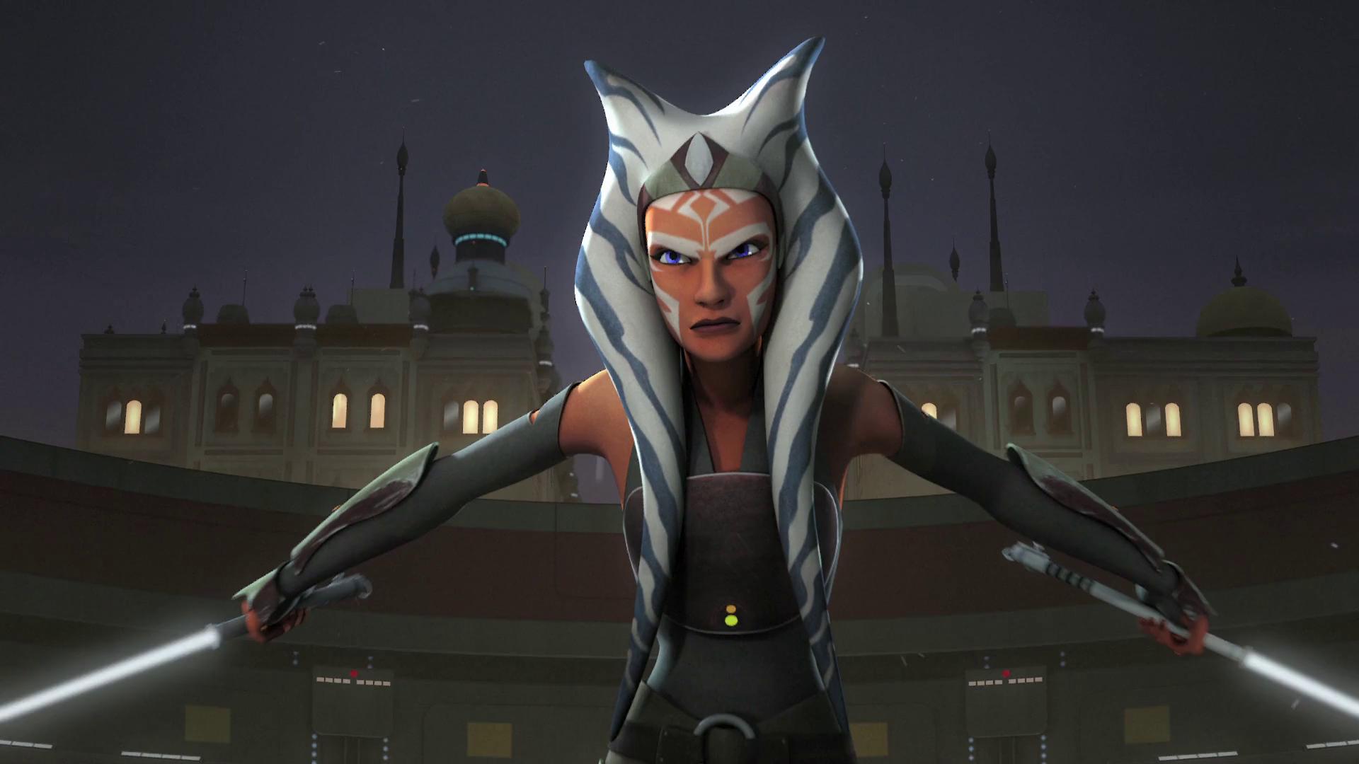 Star Wars Rebels Season Two Trailer NEW