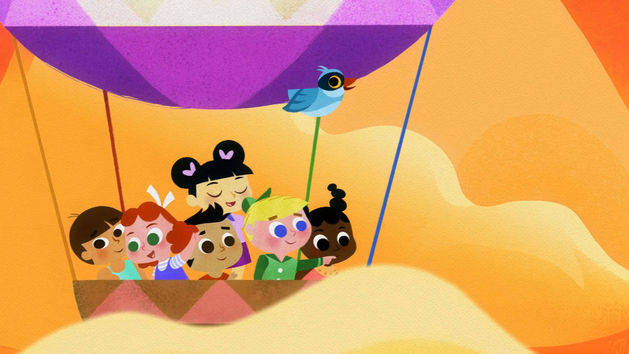 It's a Small World Animated Series Pilot